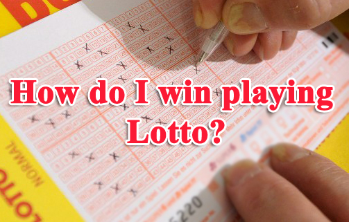 How do I win playing Lotto Plus?