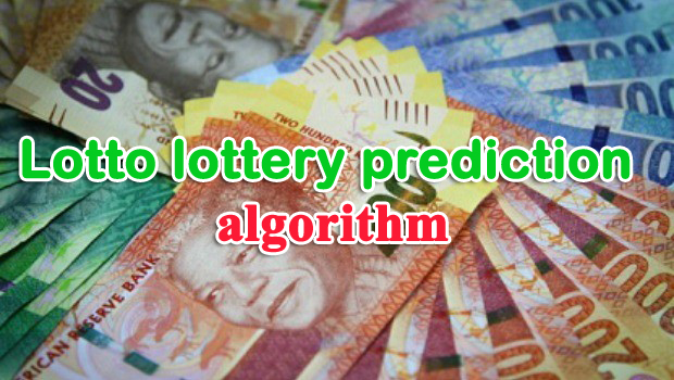 Lotto lottery prediction algorithm